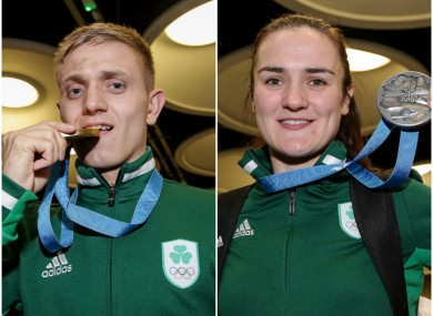 Kurt Walker is all but qualified for Tokyo as a result of the shake-up, while Kellie Harrington will book her place with a last-16 win in June.