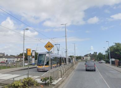 Suir Road Luas stop (file photo)