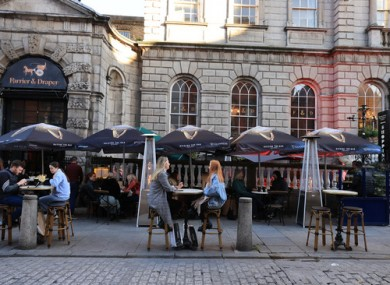 Businesses cannot be told at the last minute about what reopening will look like, says the Restaurants Association of Ireland.