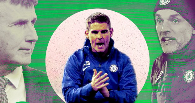 Anthony Barry: The 'top quality' Chelsea coach tasked with replacing Damien Duff