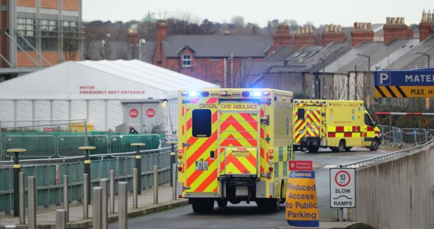 Taoiseach says situation is 'fragile', but progress being achieved with falling hospital and ICU numbers