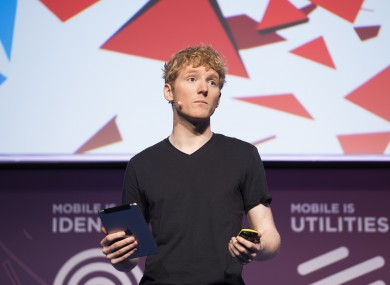 Patrick Collison (Co-Founder and CEO, Stripe)