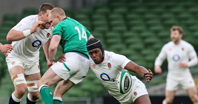 As it happened: Ireland v England, Six Nations championship
