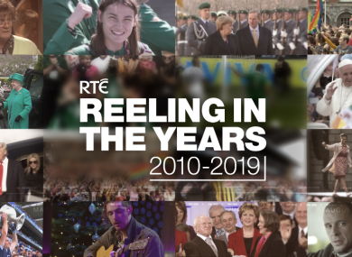 An RTÉ collage of what to expect.