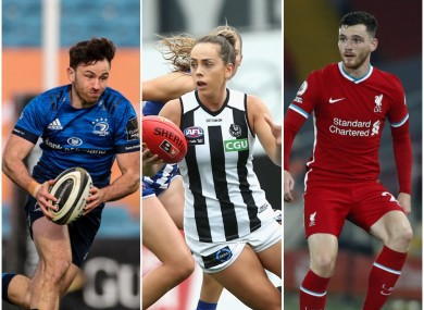 Leinster, Collingwood and Liverpool all in the spotlight this weekend.