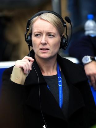 BBC's Sonja McLaughlan (file pic).