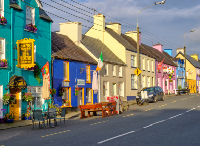 File image of Sneem, Co Kerry.
