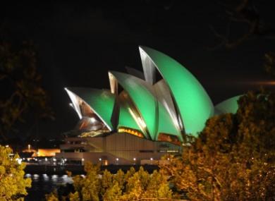 Sydney Opera House in 2012