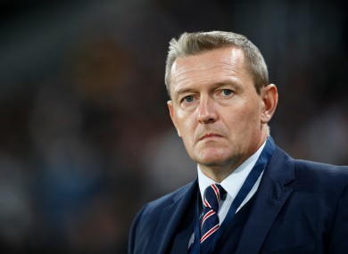 Aidy Boothroyd (file pic).