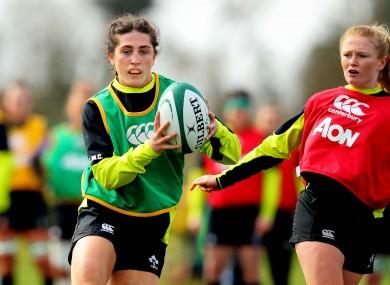 Ireland's Amee-Leigh Murphy Crowe.