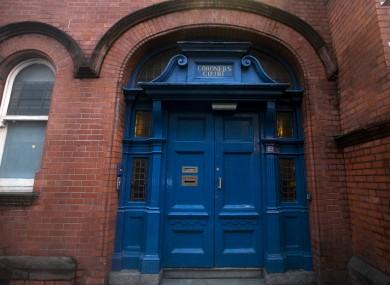 The Coroner's Court in Dublin