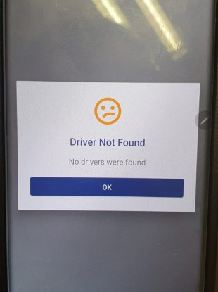 The Garda Mobility App debunked the driver's story.