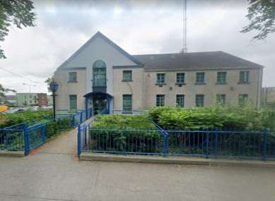 Enniscorthy Garda Station.