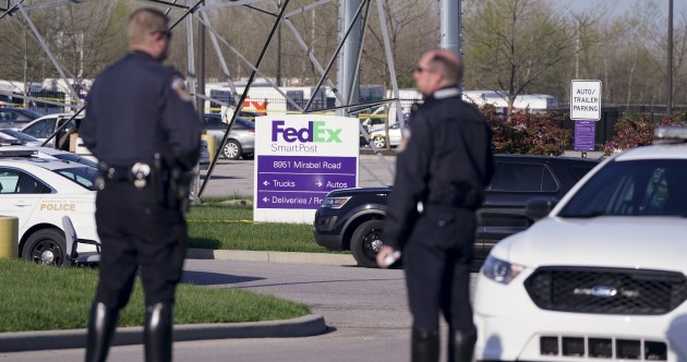 Killer in Indianapolis FedEx shooting identified as 19-year-old former employee
