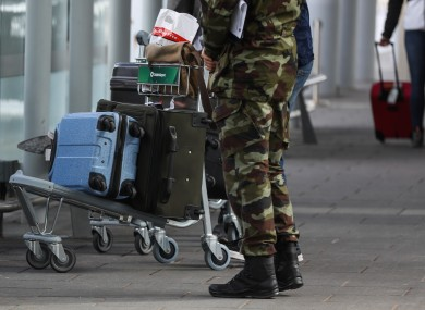 """Cabinet signed off on a decision to add India to Ireland's """"red list"""" of countries from which arriving passengers must undergo mandatory hotel quarantine."""