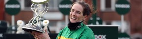 History maker! Rachael Blackmore wins the Aintree Grand National on Minella Times