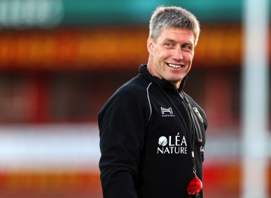 O'Gara is staying with La Rochelle.