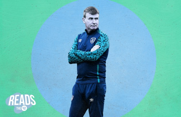 The cost of being Ireland manager