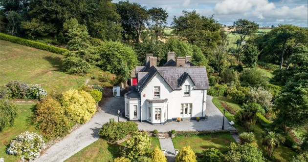 Fairytale views and lush gardens at this picture-perfect home in Cork