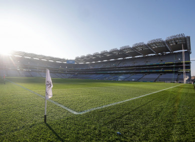 Croke Park will welcome back supporters in the coming months.