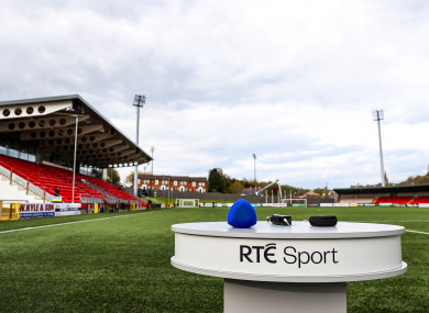 RTÉ's live television coverage will continue following the end of WatchLOI.