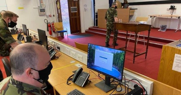 Ireland's response to the HSE cyber attack has been undermined by Government cuts to Defence Forces, say senior officers