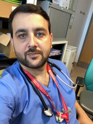 Dr Jawad Zaman.