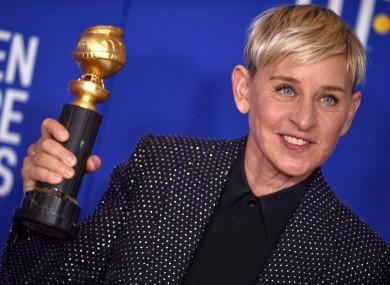 Ellen is calling it quits