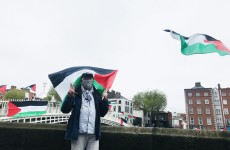 Peaceful rallies in solidarity with Palestine held across Ireland today