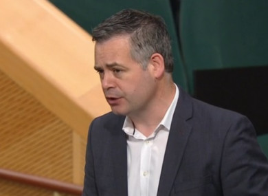 Opposition TDs have criticised he government for not including apartments under new measures to deal with investment funds.