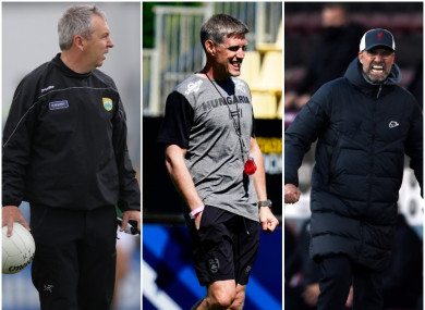Keane, O'Gara and Klopp some of the managers involved in the weekend's biggest games.