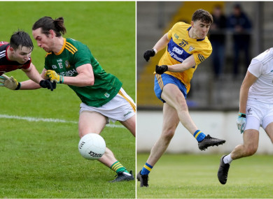 Cillian O'Sullivan and Joe McGann struck crucial goals today.