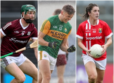 Mannion, Clifford and O'Sullivan are some of the stars in action next weekend.