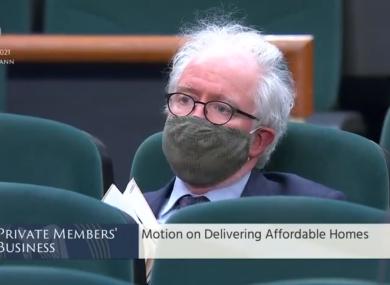Junior Minister Malcolm Noonan