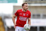 Ciarán Sheehan on the ball in this year's league.