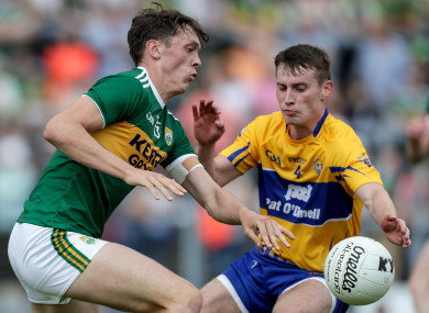Kerry will meet Clare in Sky Sports opening game.