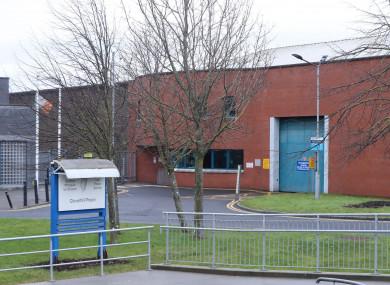 A general view of Cloverhill Prison in Dublin