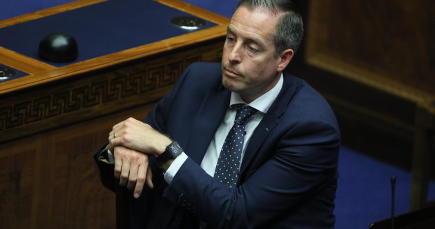 Paul Givan told he will have to resign as First Minister when new DUP leader is appointed