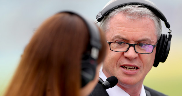 Joe Brolly launches defamation proceedings against RTÉ