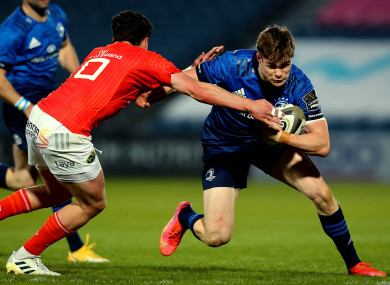 Leinster and Munster will be involved in the new competition.