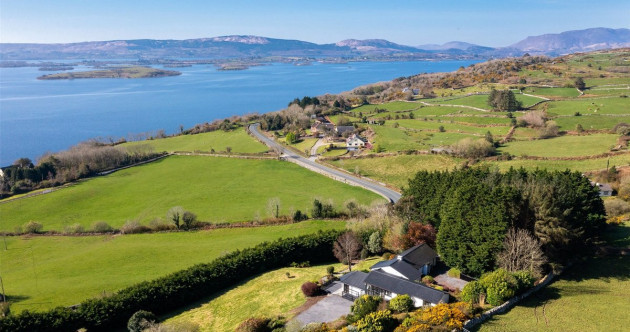 Luxury on Lough Corrib: Tranquil hideaway with an aristocratic past for €675k