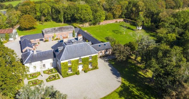 Ivy-clad country pad refurbished for luxury getaways - yours for €1.6m