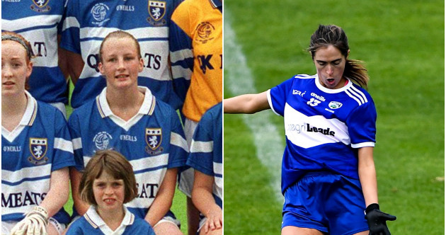 'I was seven years old, my Mam had died earlier that year. It was really tough and the Laois ladies became a second family to me'