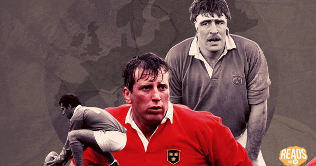 When Munster stepped behind the Iron Curtain