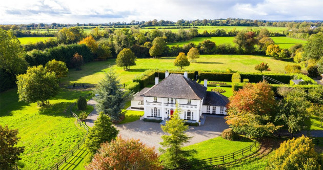Ride on: Luxury country house with equestrian facilities and an impeccable interior