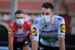 Sam Bennett during last year's Tour de France.