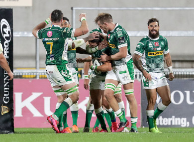 Benetton could advance into the final without playing this weekend.