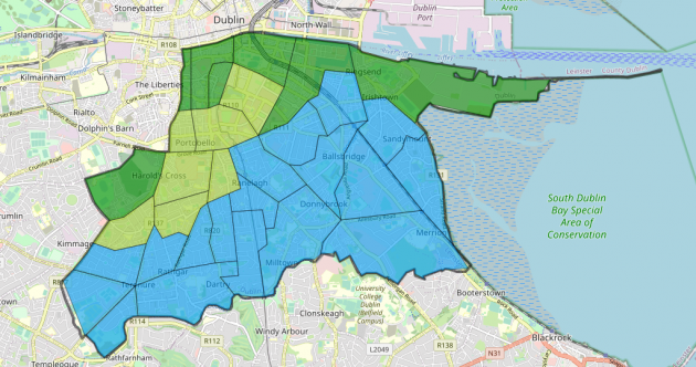Pressure on Fine Gael but can its blue wall hold in Dublin Bay South?