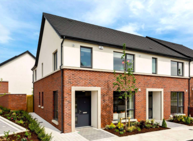 A unit at the Somerton Phase 2 development in Lucan, Co Dublin
