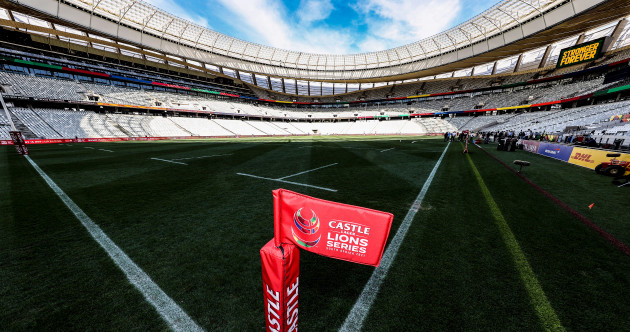 LIVE: South Africa v British and Irish Lions, second Test